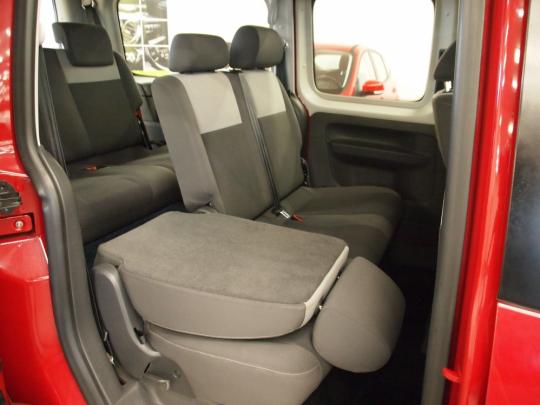 VW Caddy 2.0 Ecofuel maxi LIFE MAN 2011