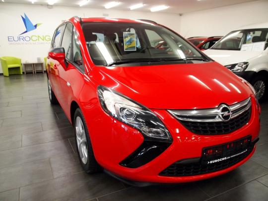 (608) Opel Zafira 1.6 CNG Ecoflex MAN 2014