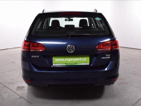 Volkswagen Golf 1,4 CNG Variant DSG  Highline