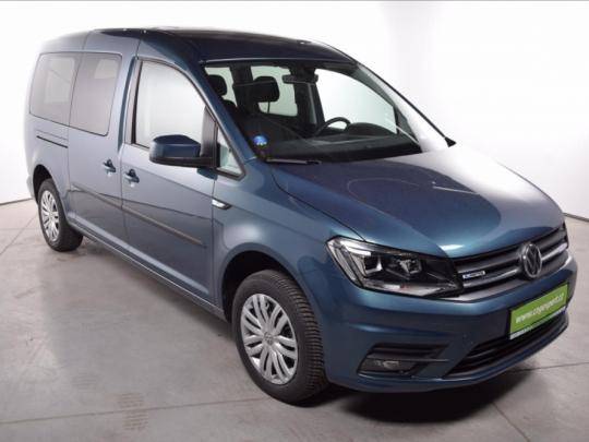 Volkswagen Caddy 1,4 Maxi CNG 7. míst DSG  Trendline