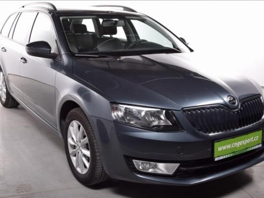 Škoda Octavia 1,4 TSI G-TEC  Ambition