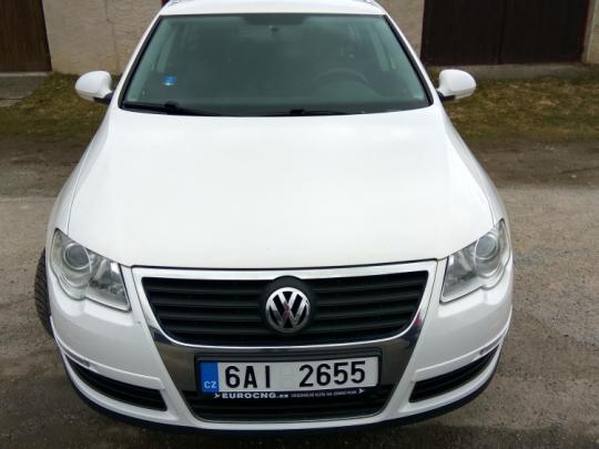 VW Passat Variant 1.4 TSI ecofuel CNG/benzin 2010