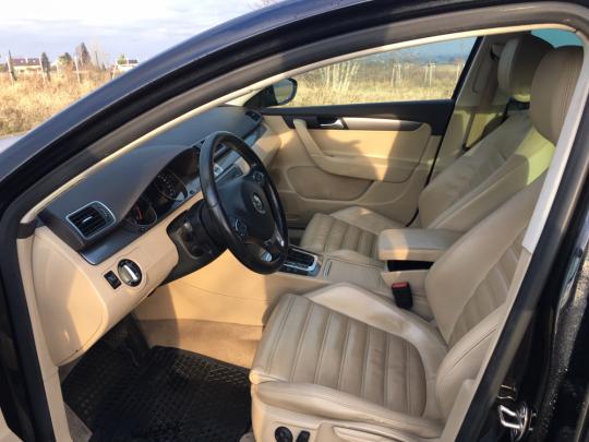 Volkswagen Passat B7 Variant 1.4 TSi Ecofuel (110kw) CNG