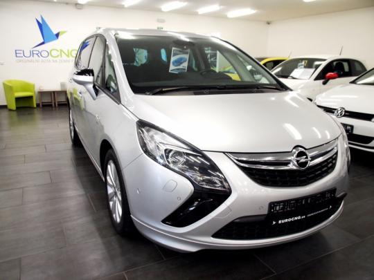 (378) Opel Zafira 1.6 CNG Ecoflex MAN 2016