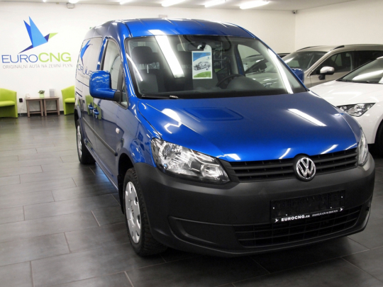 (814) VW Caddy 2.0 Ecofuel maxi LIFE MAN 2013