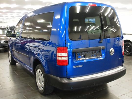 (814) VW Caddy 2.0 Ecofuel maxi LIFE MAN 2013