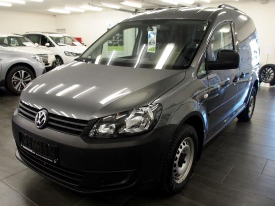 (669) Volkswagen Caddy 2.0 Ecofuel skříň MAN 2014