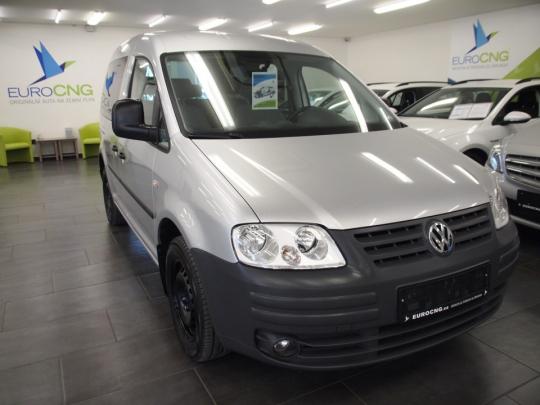 (123) Volkswagen Caddy 2.0 Ecofuel LIFE MAN 2010