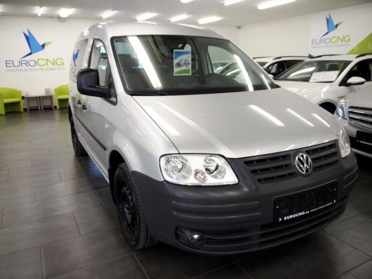 (123) Volkswagen Caddy 2.0 Ecofuel LIFE MAN 2010,2x šoupačky
