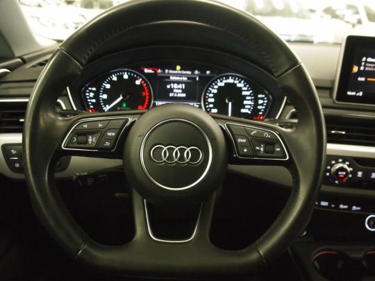 (694) Audi A5 Sportback G-Tron 2.0 Sport AUT 2018