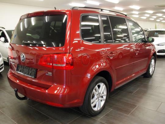 (321) Volkswagen Touran 1.4TSI Ecofuel AUT 2015