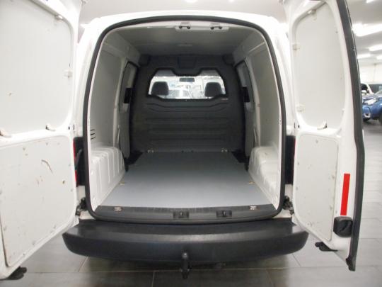 (675) VW Caddy 2.0 Ecofuel maxi skříň MAN 2015
