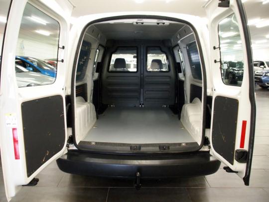 (329) Volkswagen Caddy 2.0 Ecofuel maxi skříň MAN 2014