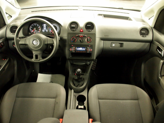 (216) Volkswagen Caddy 2.0 Ecofuel LIFE MAN 2014