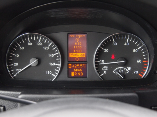 (253) Mercedes-Benz Sprinter 316 NGT AUT 2014