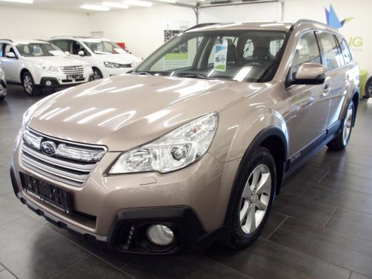 (332) Subaru Outback 2.5i City CNG AUT 2014
