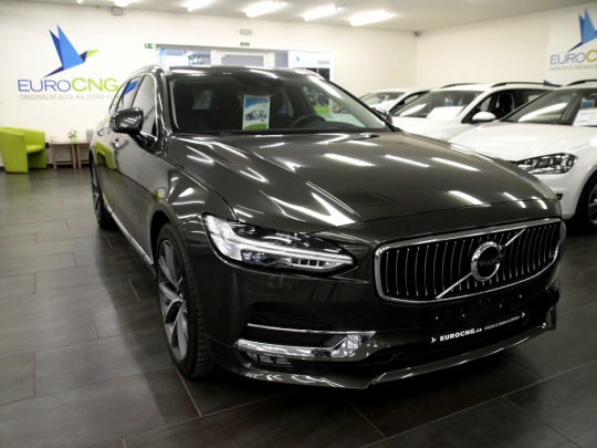 (517) Volvo V90 T5 Bi-Fuel Inscription AUT 2018