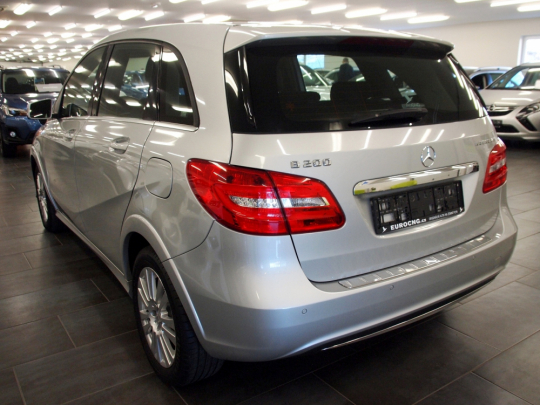 (037) Mercedes-Benz B200 NGD Natural Gas AUT 2015