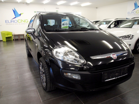 (618)  Fiat Punto Evo 1.4 Natural Power MAN 2011