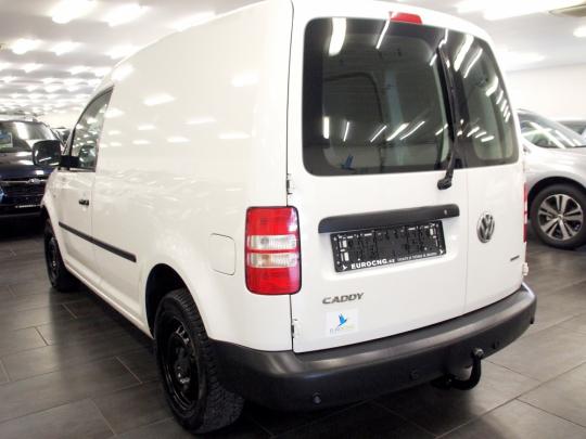 (588) VW Caddy 2.0 Ecofuel skříň MAN 2011