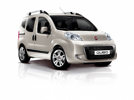 Fiat Qubo 1,4 Natural power CNG
