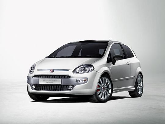 Fiat Punto Evo 1,4 8V Natural power