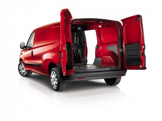 Fiat Doblo VAN Maxi 1.4 T-JET CNG