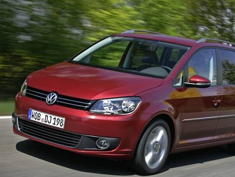 VW Touran TSI EcoFuel CNG do r. 2014