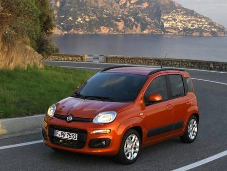 Fiat Panda 0.9 Twin Air CNG