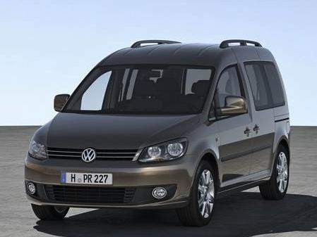 VW Caddy EcoFuel CNG do r. 2014