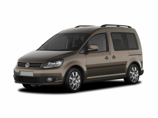 VW Caddy Maxi Ecofuel CNG do r. 2014