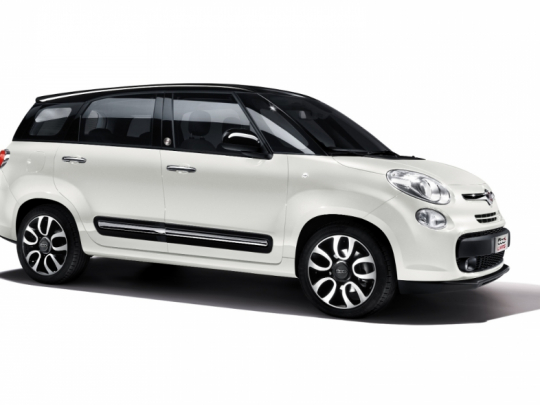 Fiat 500 L CNG