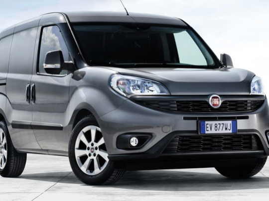Fiat Doblo Panorama 1.4 T-JET CNG