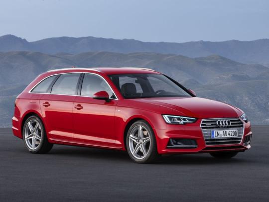 Audi A4 Avant g-tron CNG