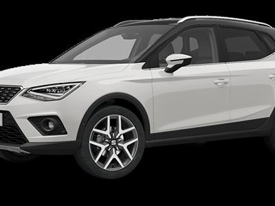 Seat Arona 1,0 CNG od r. 2018