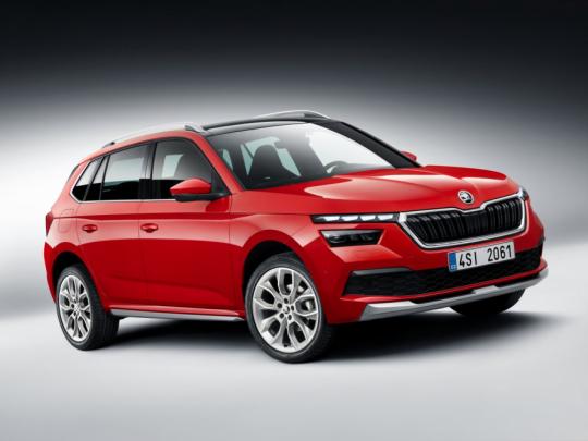 Škoda Kamiq G-Tec