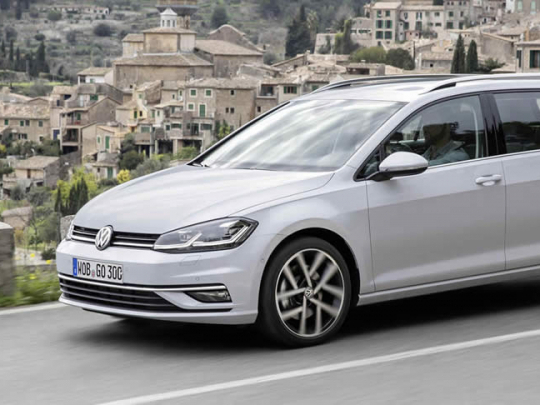 Volkswagen Golf VII TGI - rock 2012 - 2020