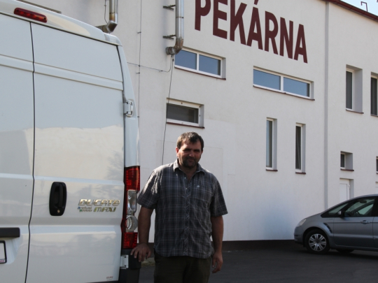 Zdeněk Velíšek - soukromá pekárna (Kamenice nad Lipou)