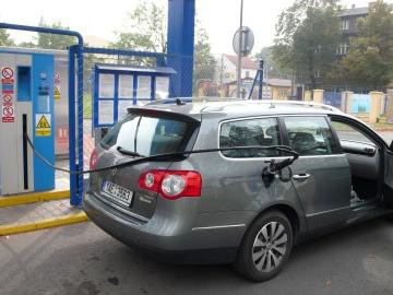 Ostrava - Plynární ul.