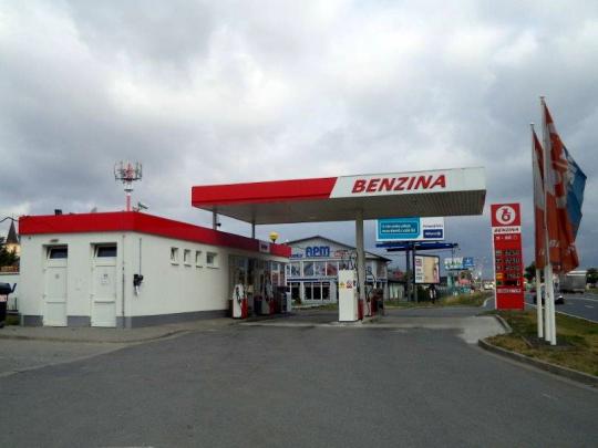Olomouc - Přerovská