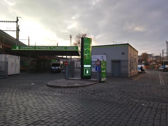 Praha 8 - Florenc