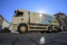 Pražské vodovody a kanalizace nasazují nový vůz na bioCNG