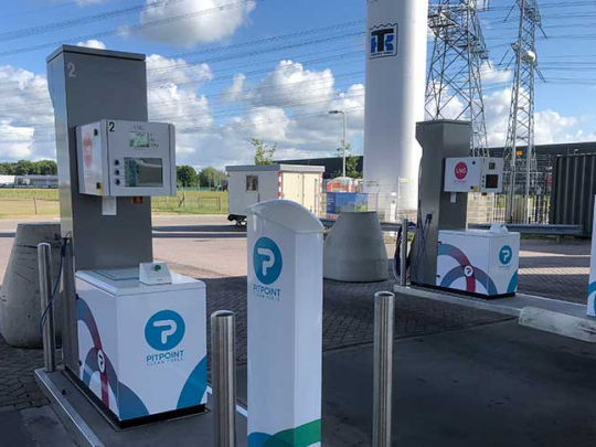 Skupina HAM rozšiřuje síť čerpacích stanic LNG-CNG v Nizozemsku a Belgii