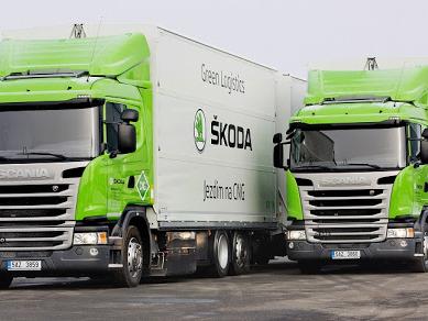 CNG v nákladní dopravě se zvýhodněným mýtným