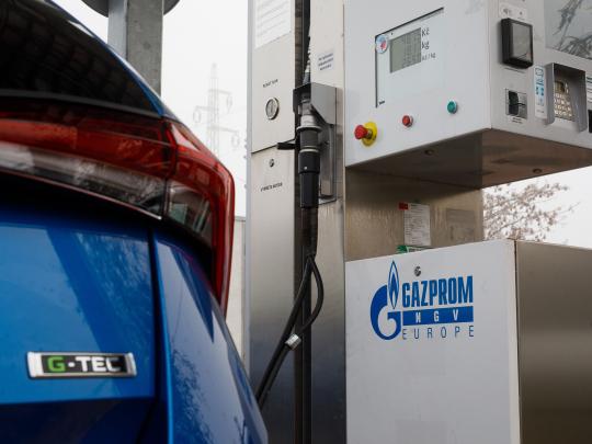 Gazprom NGV Europe se představuje