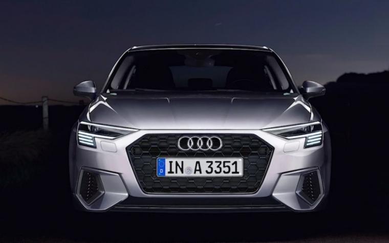 Průkopník jede dál - Audi A3 g-tron