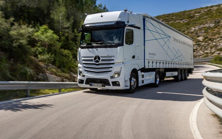 Srovnejme aktuální možnost kamionové dopravy
