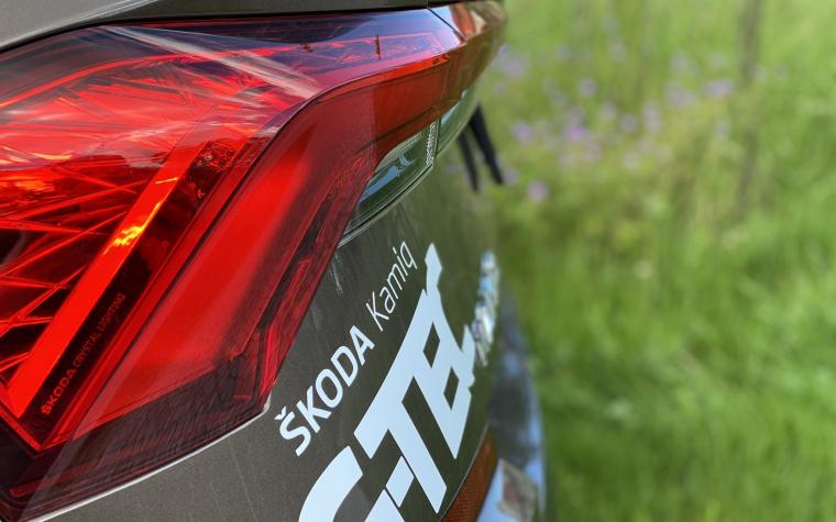 Škoda Kamiq je v CNG verzi příjemným překvapením!