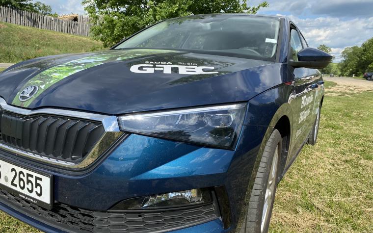 Škoda Scala G-TEC je právem prodejní hit!