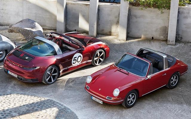 Porsche vidí budoucnost v syntetických palivech